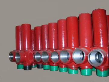 Клапан предохранительный АФНИ.306577.002